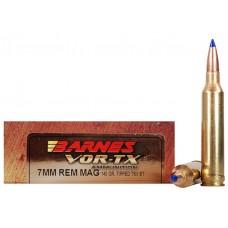 Barnes VOR-TX 7mm Rem Mag 140gr Tipped TSX BT Ammunition