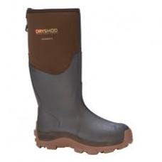 DRYSHOD Mens Haymaker 100% Spring/Fall Waterproof Boot - M10