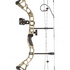 Diamond Prism RH 5-55# Break Up Country Compound Bow *Package*