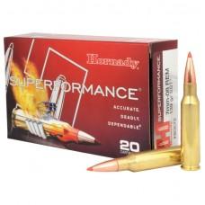 Hornady Superformance 7mm-08 139gr SST Ammunition