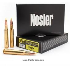 Nosler Ballistic Tip 7mm-08 140gr Rifle Ammunition