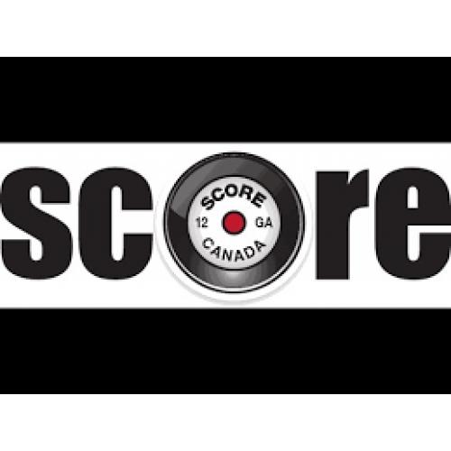 """Score Waterfowl Steel 12ga 3"""" 1 1/8oz BB 1550FPS - 250RD CASE"""