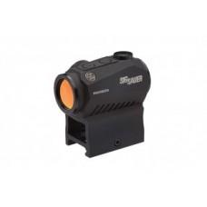 Sig Sauer Romeo5 1x20mm 2MOA Red Dot Sight