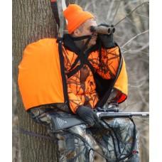 The Heater Body Suit - Orange Overlay - Fits M, L, T