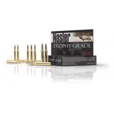 Nosler 6.5x55 Swedish Mauser 140gr Ammunition