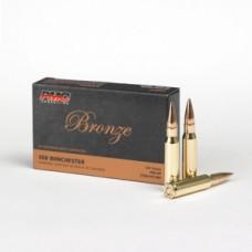 PMC Bronze 308Win (7.62 NATO) 147gr FMJ-BT Ammunition