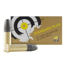 Lapua SK Standard Plus 22LR 40gr LRN Ammunition