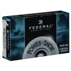 Federal Power Shok Rifled 12ga Slug