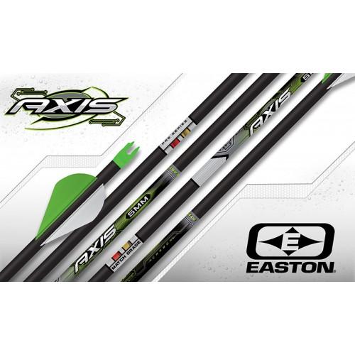 Easton Axis PRO Match Grade 340 Arrows - 6PK