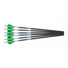 "Excalibur Proflight Arrows Standard Flat Back 18"" - 6 Pack"