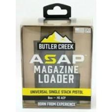 Butler Creek ASAP Universal Single Stack Magazine Loader 9mm-45ACP