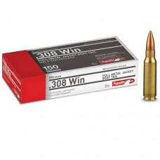 Aguila 308 Winchester 150gr FMJBT Ammunition