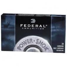 Federal Power-Shok 243Win 80gr Ammunition