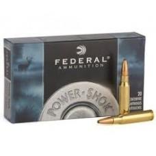 Federal Power-Shok 270WSM 130gr Ammunition