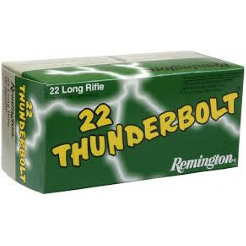 Remington Thunderbolt 22LR - 500RDS Per Box