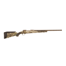 """Savage 110 High Country Stainless Coyote Brown 6.5PRC 24"""" Spiral Fluted Barrel"""