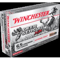 Winchester Deer Season XP 6.5CM 125gr Ammunition