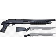 Canuck Enforcer 12ga Pump 4+1 Capacity Shotgun - Includes 3 Grips