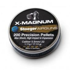 Stoeger X-Magnum 5.5mm/.22 Pellets