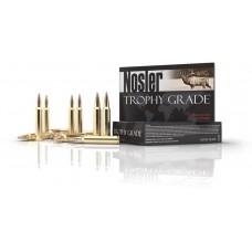 Nosler Trophy Grade Long Range 6.5CM 129gr Ammunition