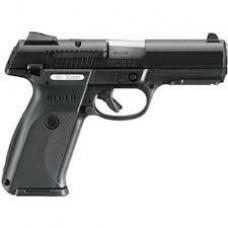 """Ruger SR9 Semi-Auto 9mm 4.14"""" Barrel - Black Finish"""