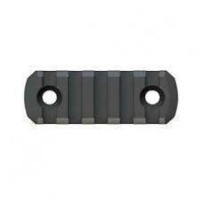 Magpul M-LOK Aluminum Rail Section 5 Slot - Black
