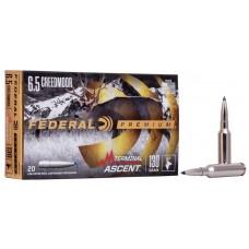 Federal Terminal Ascent 6.5CM 130gr Ammunition