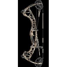 Hoyt Torrex XT 60# RH Compound Bow - Realtree Edge