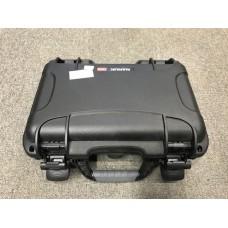 Nanuk 909 Classic Handgun Case - Black