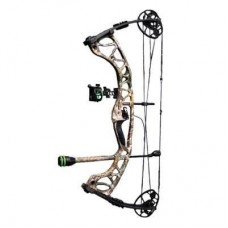 HOYT Torrex 60# RH Compound Bow Package - Realtree Edge