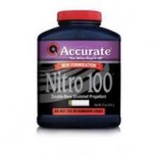 Accurate Nitro 100 Double-Base Shotshell Powder - 1LB