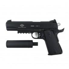 GSG 1911 Tactical 22LR - Black
