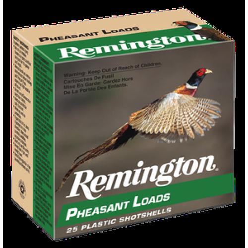 "Remington Pheasant Load 12ga 2 3/4"" Lead"