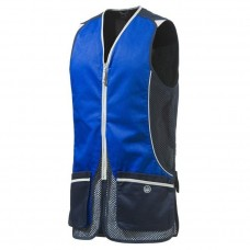 Beretta New Fit Silver Pigeon Vest Blue - Large