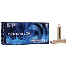 Federal Power Shok 45-70 300gr Ammunition