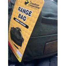 Outdoor Connection Range Bag - Green Canvas
