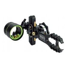 HHA Tetra Single Pin .019 LH Archery Sight