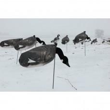White Rock Canada Goose Headed Windsocks - 6 Pack