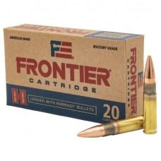 Hornady Frontier 300 Blackout 125gr FMJ Ammunition