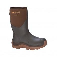 DRYSHOD Mens Haymaker MID-HEIGHT Spring/Fall Waterproof Boot - M10