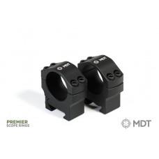 "MDT Premier Scope Rings 34mm - 1.5"" High"