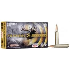 Federal Premium Barnes Triple-Shock X 300 Win Mag 180gr Ammunition