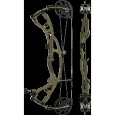 Hoyt *2021* Carbon RX-5 RH 70# Compound Bow - Wilderness