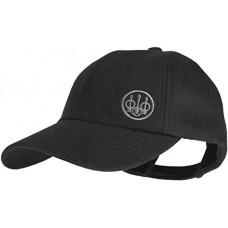 Beretta Wood Trident Hat - Black