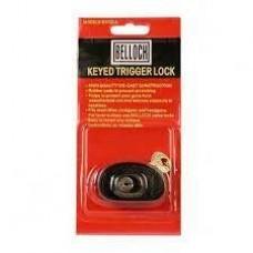 Bell Keyed Trigger Lock